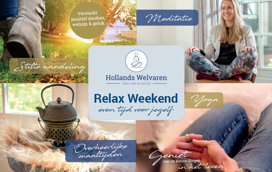 Ga mee op Relax Retreat