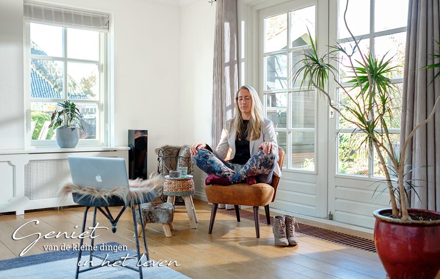 4 Tips om thuis ontspannen te werken