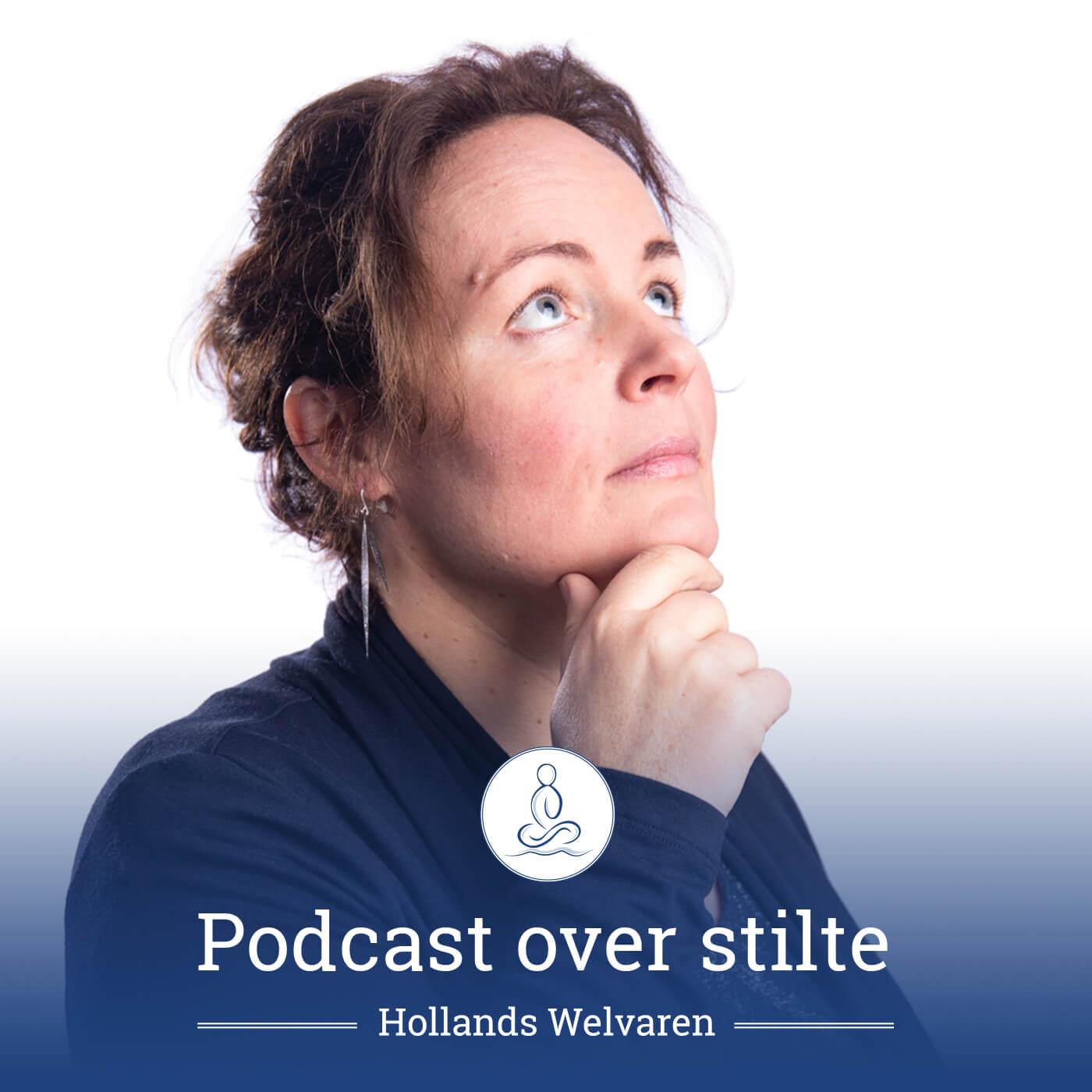 Podcast-over-stilte